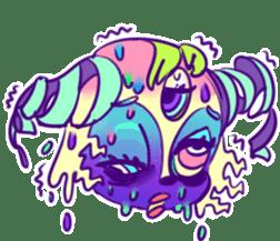 cute tunotuno sticker #10060515