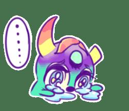 cute tunotuno sticker #10060519