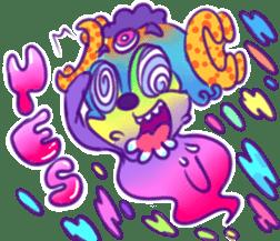 cute tunotuno sticker #10060521