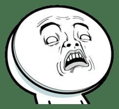 Spoiled Rabbit [Smile Person Face] sticker #10065039