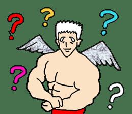 Archangel Johnson sticker #10076428