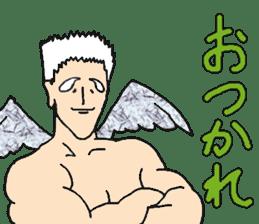 Archangel Johnson sticker #10076449