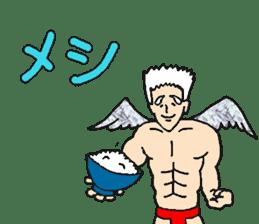 Archangel Johnson sticker #10076458