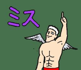 Archangel Johnson sticker #10076461