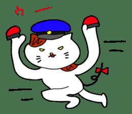 Nyan da byon 6 sticker #10076548