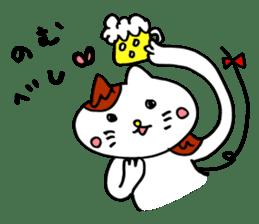 Nyan da byon 6 sticker #10076556