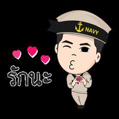 Navy Racha