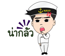 Navy Racha sticker #10077270