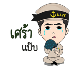 Navy Racha sticker #10077272
