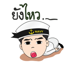 Navy Racha sticker #10077275