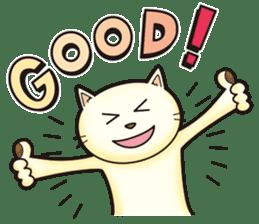 hogehoge diary (cat ver) sticker #10090137