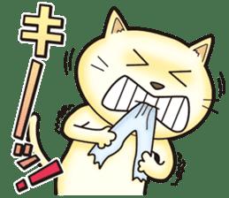 hogehoge diary (cat ver) sticker #10090143