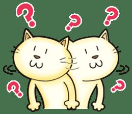 hogehoge diary (cat ver) sticker #10090164