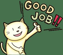 hogehoge diary (cat ver) sticker #10090166