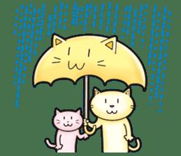 hogehoge diary (cat ver) sticker #10090175