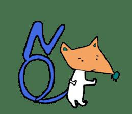LOVE TO TALK!!EMOTIONAL ANIMALS 2 sticker #10098489