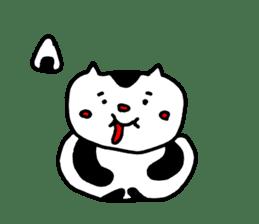LOVE TO TALK!!EMOTIONAL ANIMALS 2 sticker #10098505