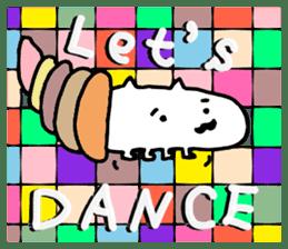 LOVE TO TALK!!EMOTIONAL ANIMALS 2 sticker #10098507