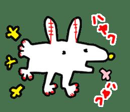 LOVE TO TALK!!EMOTIONAL ANIMALS 2 sticker #10098509