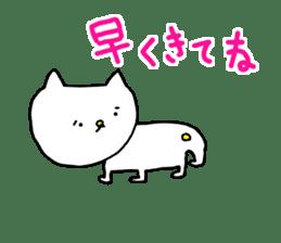 LOVE TO TALK!!EMOTIONAL ANIMALS 2 sticker #10098510
