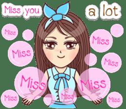 Calla Lily (En) sticker #10102395