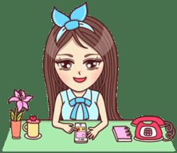 Calla Lily (En) sticker #10102420