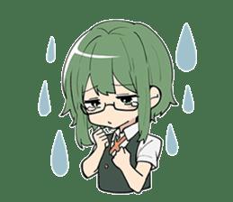 Shiryoku Kensa sticker #10102839