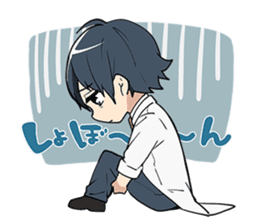 Shiryoku Kensa sticker #10102842