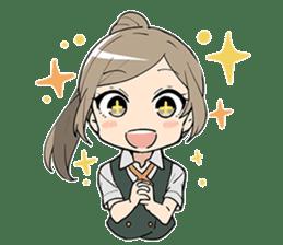 Shiryoku Kensa sticker #10102846