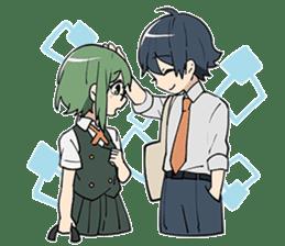 Shiryoku Kensa sticker #10102857