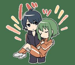 Shiryoku Kensa sticker #10102858