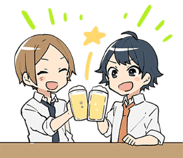 Shiryoku Kensa sticker #10102869