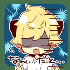 96neko's sticker 2 sticker #10111597