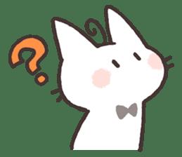 Tu Tu Cat sticker #10112352