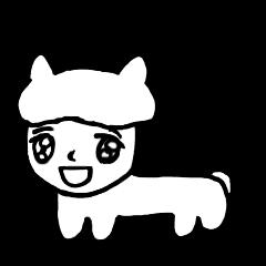 Spooky Alpaca