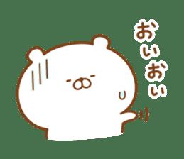 Kumaman sticker #10126894