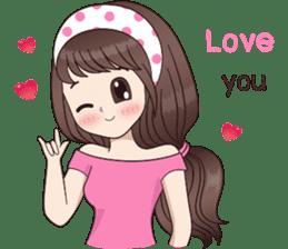 Boobib Pretty Girls sticker #10130202