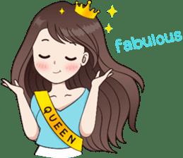 Boobib Pretty Girls sticker #10130204