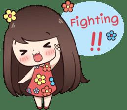 Boobib Summer Girl sticker #10144091