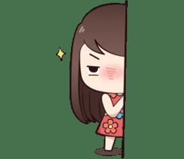 Boobib Summer Girl sticker #10144109