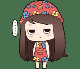 Boobib Summer Girl sticker #10144125