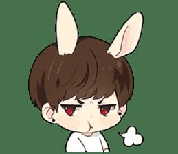 Bunny Jaykay sticker #10144210