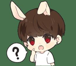 Bunny Jaykay sticker #10144213