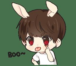 Bunny Jaykay sticker #10144216