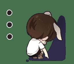 Bunny Jaykay sticker #10144217