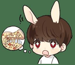 Bunny Jaykay sticker #10144219