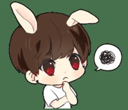 Bunny Jaykay sticker #10144220