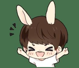 Bunny Jaykay sticker #10144221