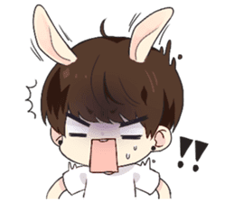 Bunny Jaykay sticker #10144222