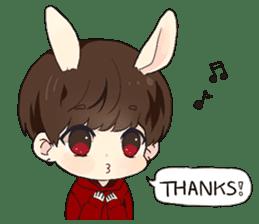 Bunny Jaykay sticker #10144225